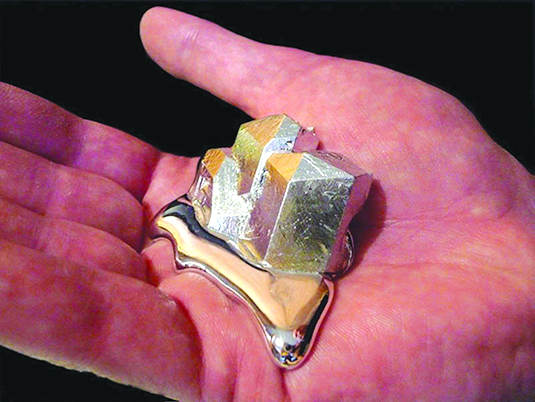 Gallium – The smart metal : Chemical Industry Digest